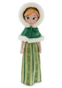 Disney Frozen Anna Plush Doll Winter Edition 40cm