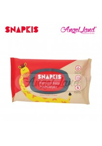 Snapkis Premium Baby Travel Wipes 20pk