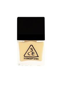 3CE Nail Lacquer Pastel (10ml) [YE06 - Bright Yellow in Orange Tone]