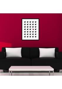 Walplus Frame - Arrows Quote Wall Stickers