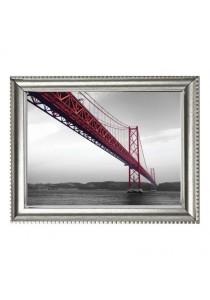 Walplus Frame - Red Bridge In Canada Wall Stickers