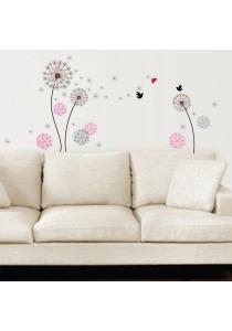 Walplus Small Dandelion Wall Stickers
