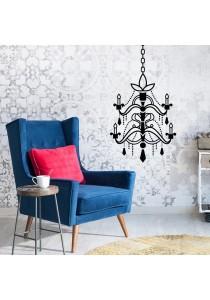 Walplus Furniture Set - Chandelier Wall Stickers