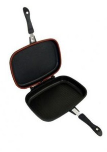 Blisshome Dessini Double Sided Pan (36 cm)