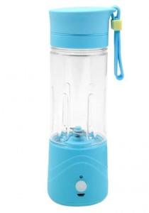 Bliss Portable & Rechargeable Juice Blender (Blue)