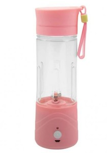 Bliss Portable & Rechargeable Juice Blender (Pink)