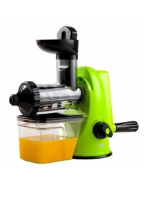 Bliss Manual Slow Juicer (Green)