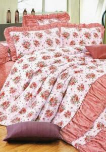 Bliss Home Summer Design Non-fitted Bedsheet Set