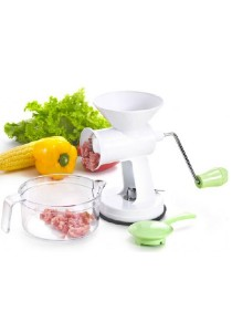 Multi-function Super Mincer Hand-operated Vegetable And Meat Grinder