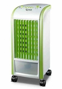 [Limited Offer] Chigo Air-Conditioning Fan Cooling Fan (Green)