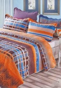 Yanasen YNS8832 3 Pcs Patch Work Bedding Set