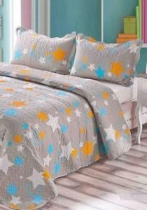 Yanasen YNS8833 3 Pcs Patch Work Bedding Set