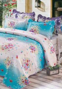 Yanasen Yns8841 3 Pcs Patch Work Bedding Set