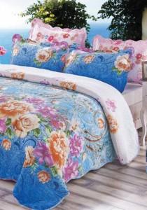 Yanasen Yns8850 3 Pcs Patch Work Bedding Set