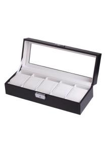 Watch Storage Box 5 Slots