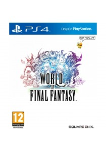 [Pre-Order] [PS4] World of Final Fantasy (English Subs) (ETM 25 Oct 2016)