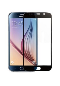 Benks Full Screen Premium Tempered Glass For Samsung Galaxy S6 (Black)