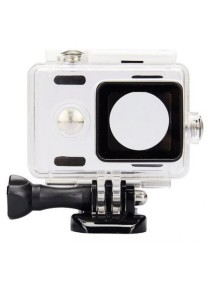Kingma Waterproof Diving Case 40m For Xiaoyi Yi Sport Action Camera White
