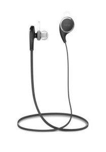 Original QCY QY8 Bluetooth V4.1 In-ear Headset Wireless Headphone Stere Piston Mi iPhone (Black)