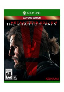 [Xbox One] Konami Metal Gear Solid V: The Phantom Pain