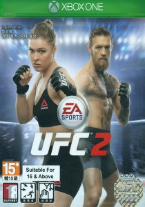[Xbox One] EA Sports UFC 2 (AS)