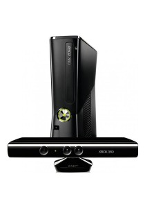 Microsoft Xbox360 4GB Kinect Bundle (Black)