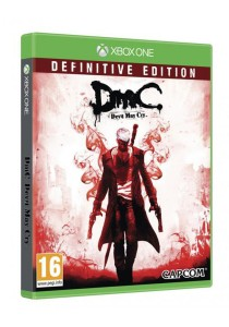 [Xbox One] Capcom DmC Devil May Cry: Definitive Edition
