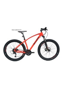 "27.5"" XDS 2.8 Moon Landing Matt Red (Black) (27 Speed) Size M (17"")"