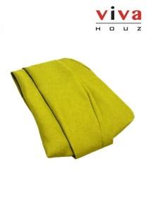 VIVA HOUZ XL Bean Bag Cover - Green