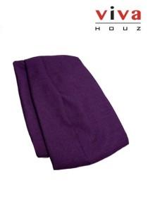 VIVA HOUZ XL Bean Bag Cover - Purple
