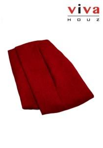VIVA HOUZ XL Bean Bag Cover - Red
