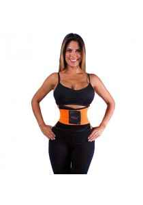 Mirabelle Slim 2 Sweating and Compression Waist Training Belt (Unisex)