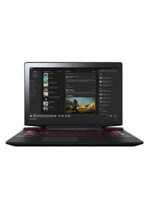 """Lenovo Ideapad Y700- 15isk 80NV015WMJ 15.6"""" Laptop Black (i7-6700HQ, 4GB, 1TB, GTX960 4GB, W10)"""