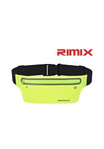 RIMIX Unisex Running Waterproof Super-Light Waist Bag (Small)