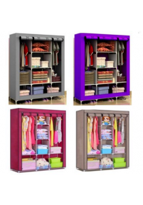 Prince King Size Multifunctional Wardrobe (4 Color)