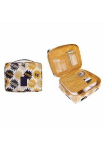 Multi-Pouch Cosmetic Makeup Toiletry Bag Travel Kit Organizer Pouch