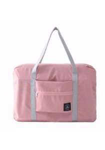 Water Resistant Foldable Travel Duffel Bag Storage Pouch B10501