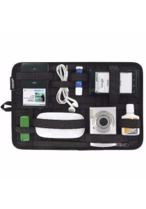 Travel Grid-It Gadget Organizer Elastic Woven Storage Board