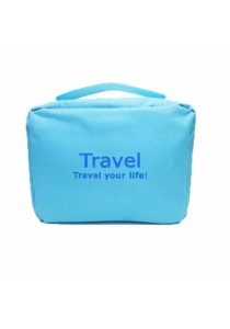 Travel Cosmetic Case Hanging Toiletry Bag Organizer Pouch B3005