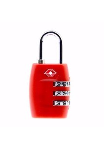 Travel Luggage Lock TSA Accepted B3201