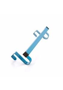 Multifunction Towel Door Rack Scarf Holder - 24cm