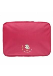 Waterproof Foldable & Portable Travel Organizers Bra Underwear Socks Storage Bag B4010
