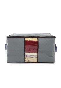Bamboo Charcoal Pouch Blankets Clothes Storage Bag B6005