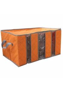 Bamboo Charcoal Practical Foldable Clothing Storage Bag B6302