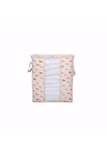 Blanket Clothes Storage Bag Organizers Box