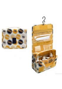 Portable Travel Toiletry Cosmetic Hanging Storage Bag