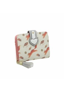 Women's Printed Fashion Short Wallet Coin Purse