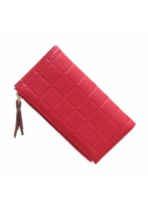 Women's Korean Design Long Wallet Purse Clutch B9805