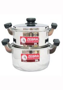 Zebra Stainless Steel Sauce Pot Merry Z160 512 Z160 513 Z160 514 Z160 517 22cm
