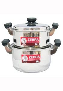 Zebra Stainless Steel Sauce Pot Merry Z160 512 Z160 513 Z160 514 Z160 517 26cm